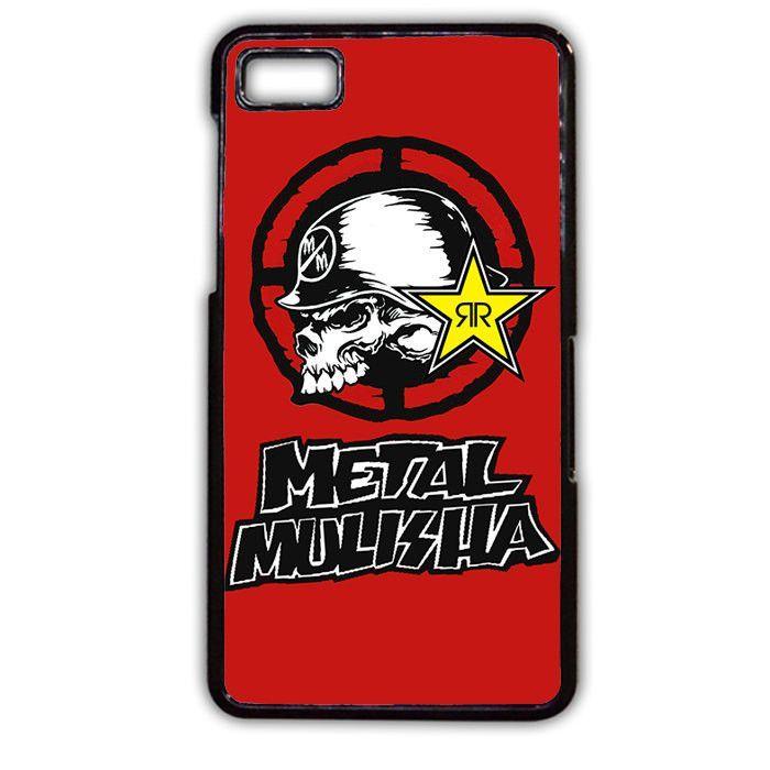 Rockstar Mulisha TATUM-9289 Blackberry Phonecase Cover For Blackberry Q10, Blackberry Z10