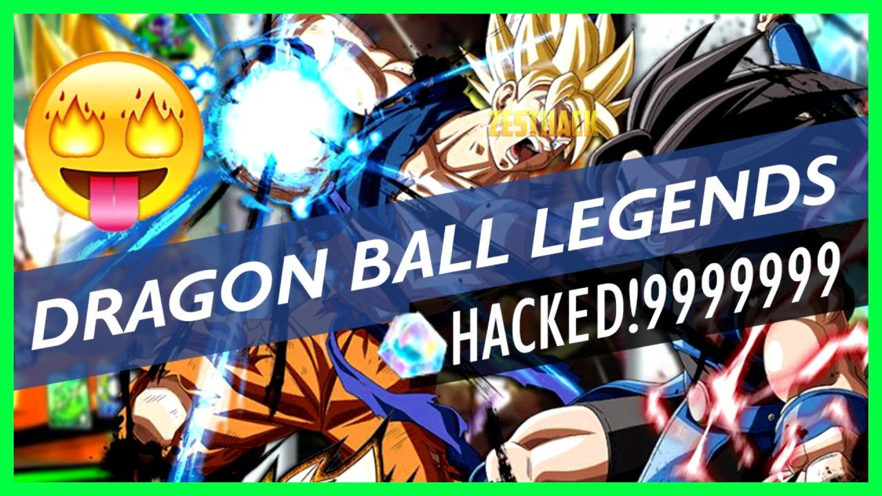 DRAGON BALL LEGENDS HACK 2018 How to Hack Dragon Ball