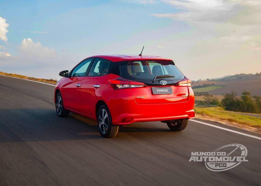 Toyota Suspende Vendas Do Yaris Hatch Xl Plus Tech Para Pcd