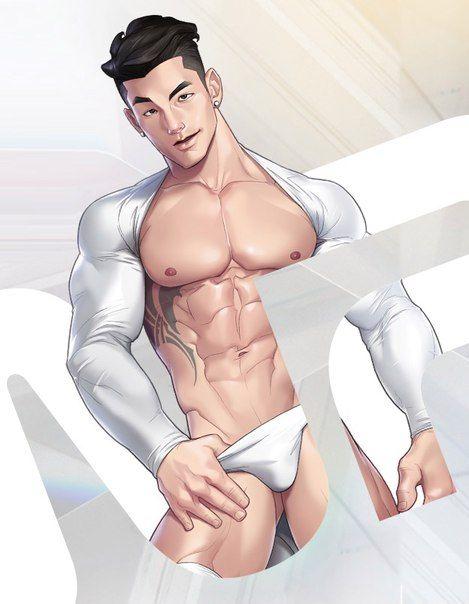 Смотреть онлайн гей порно в рисунках