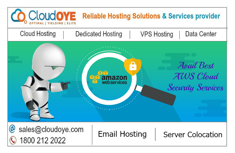 Avail best managed AWS cloud security services and