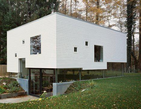No Lake Needed: Perfect U0027Floating Homeu0027 Design Concept