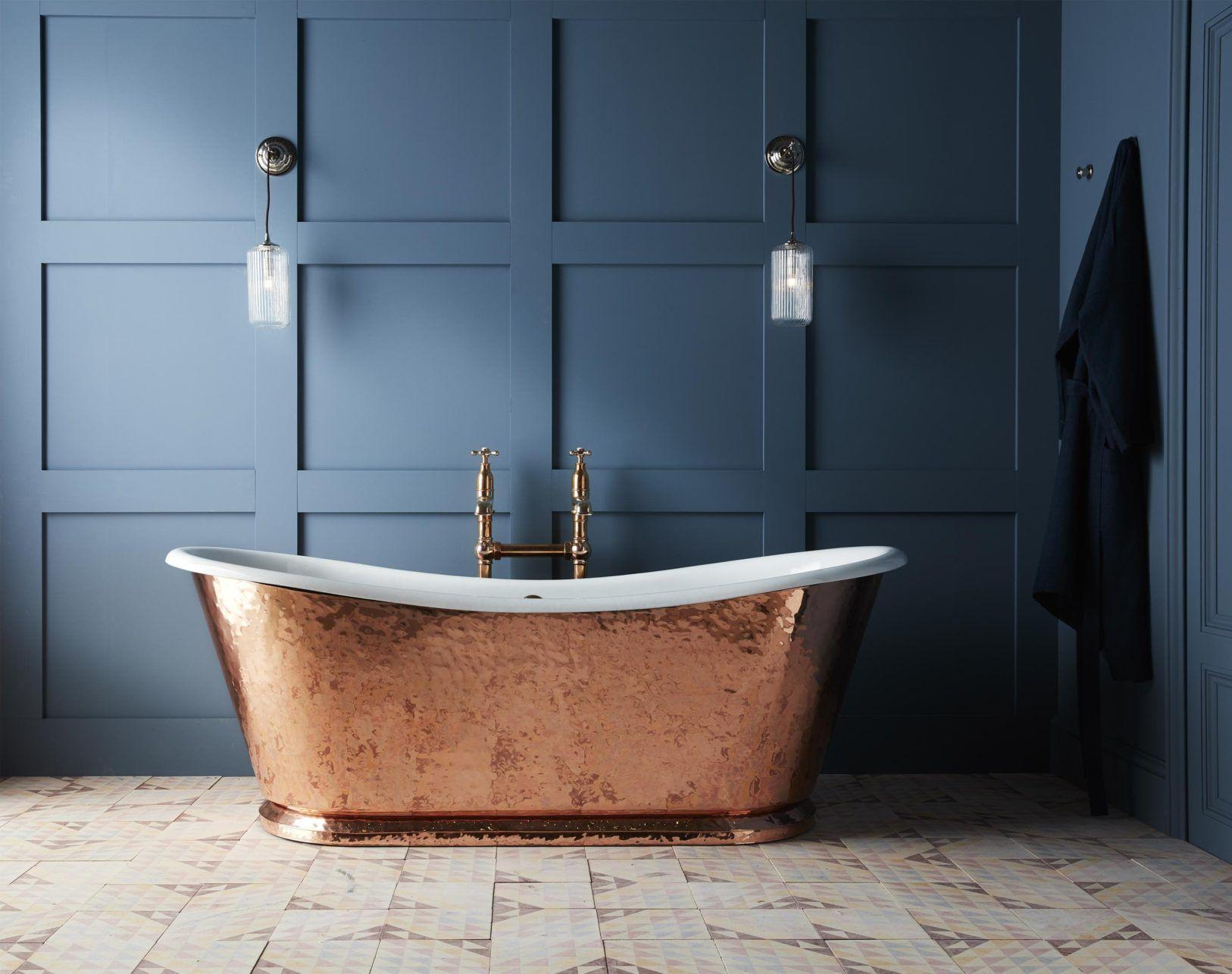 Photo of Copper bathroom