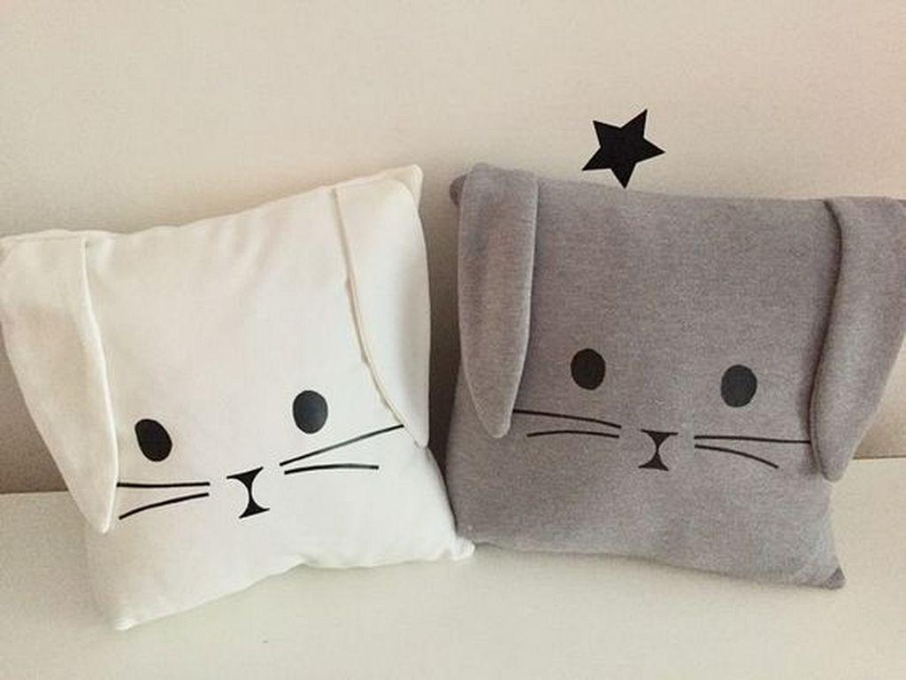 20 Super Cute Kids Pillow Ideas For