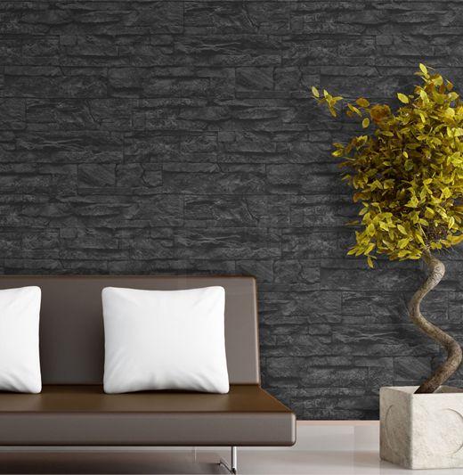 Best Ταπετσαρία Απομίμηση Πέτρας Brick Effect Wallpaper Brick Wall Wallpaper Stone Wallpaper 400 x 300