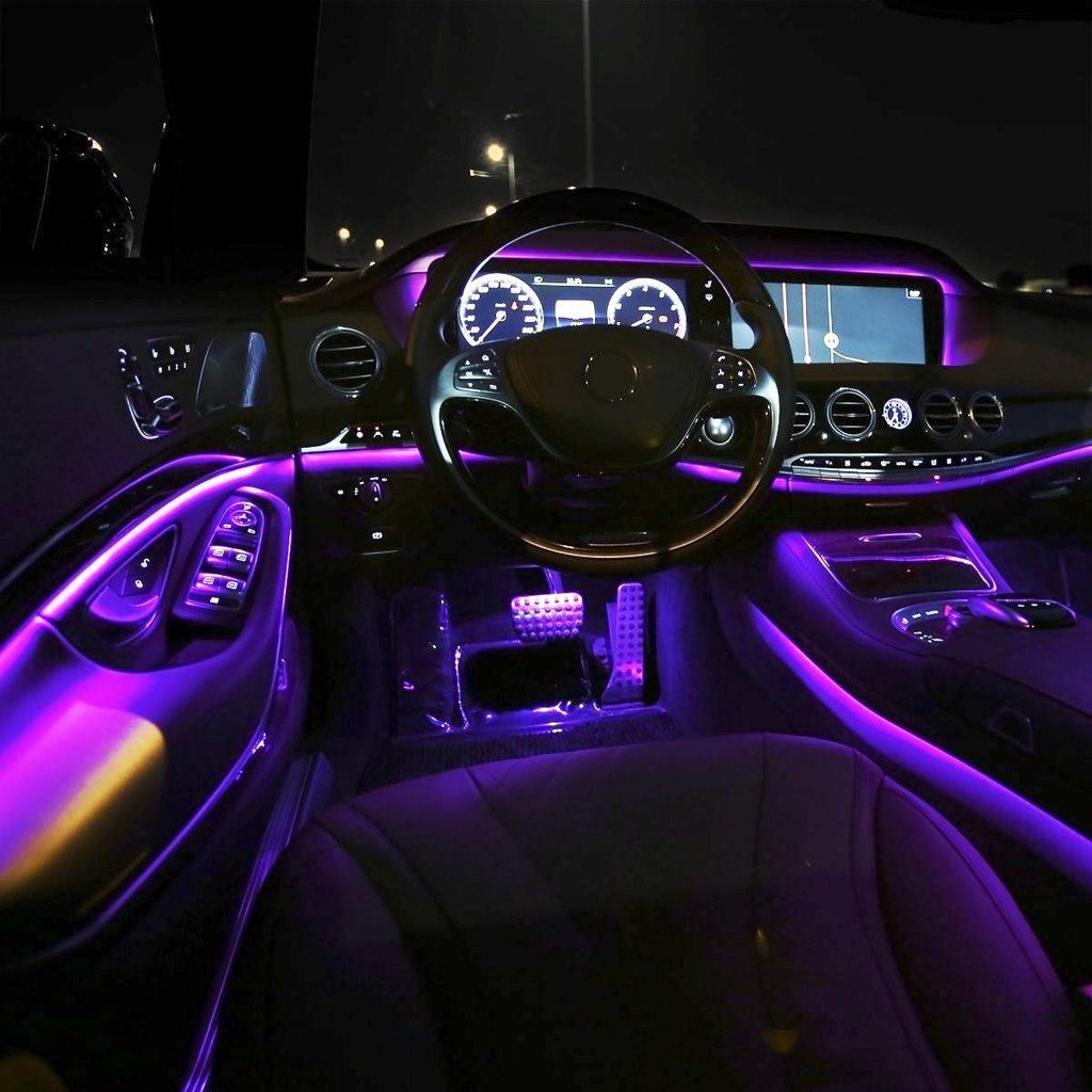 Led Smart Interior Ambient Lighting Kit