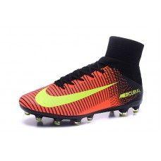 big sale 5ab9a c114a Nike Mercurial - Comprar Nike Mercurial Superfly V AG-Pro Naranja Melocoton  Botas De Futbol