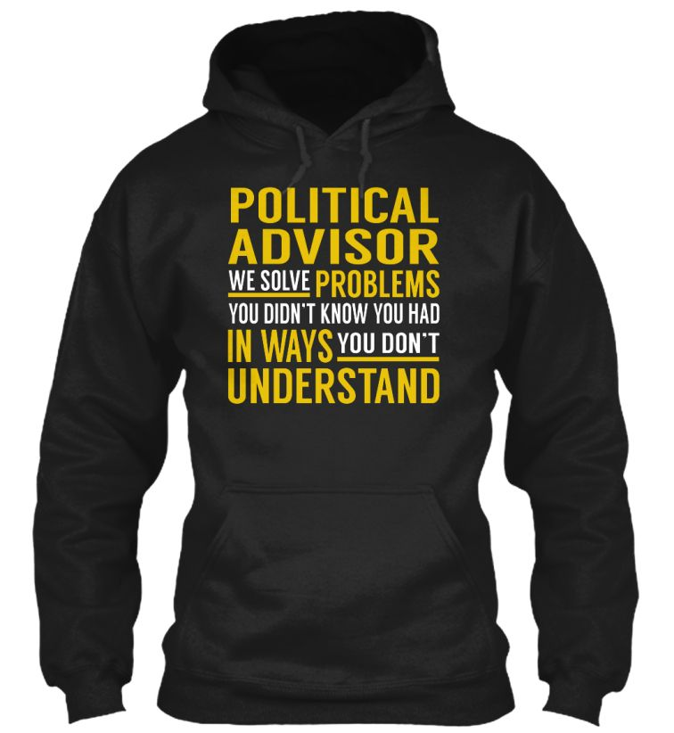 Political Advisor - Solve Problems #PoliticalAdvisor