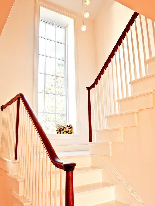 Innovative Staircase Window Ideas Houzz Staircase Windows ...