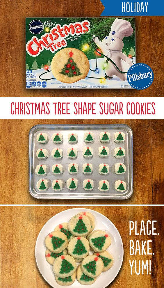 As Easy As Place Bake Yum You Re Favorite Christmas Cookies Are