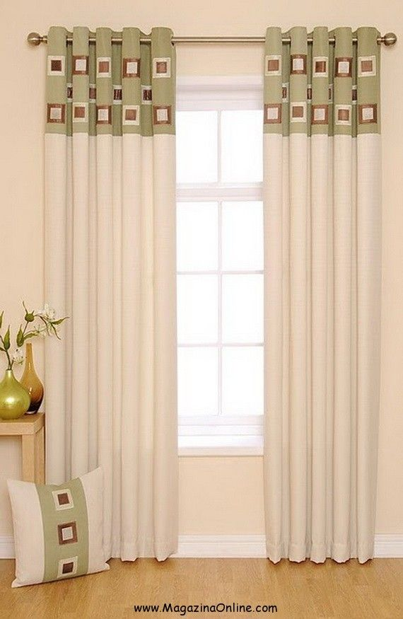 Votreart 20 Modern Living Room Curtains Design In 2018