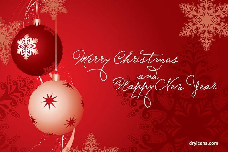 Открытки с поздравлением с новым годом на английском языке, днем