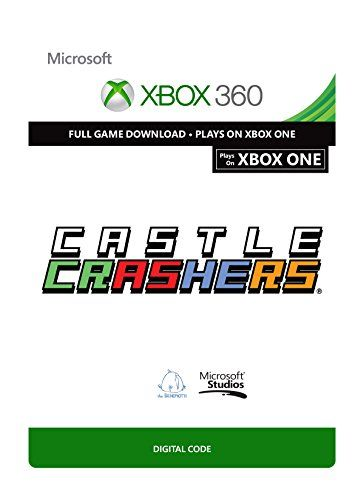 Castle Crashers Xbox 360 Digital Code Online Interactions Now Not Rated By The Esrb Local Multiplayer 2 4 Xbox Livemultiplaye Castle Crashers Castle Xbox