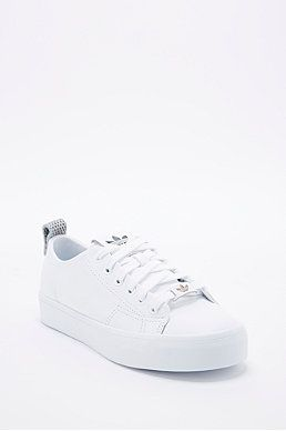 adidas - baskets basses honey 2.0 blanches
