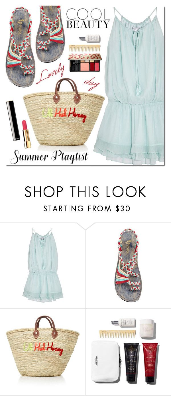 """Plaka sandals"" by mada-malureanu ❤ liked on Polyvore featuring Elizabeth and James, Yves Saint Laurent, plakasandals and plaka"