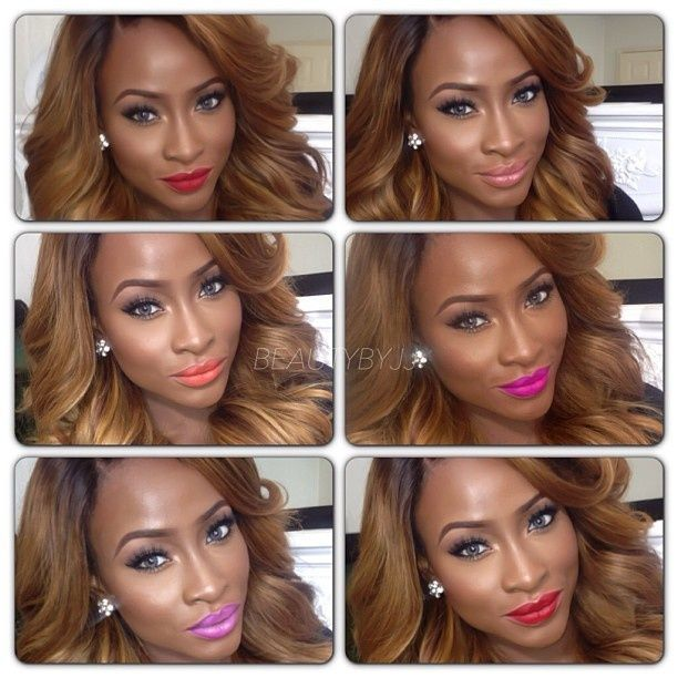 beautybyjj Lipstick Shades for Dark Skin 1 MAC Girly