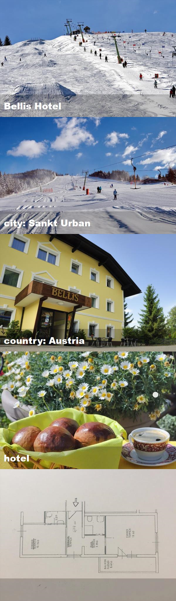 Bellis Hotel, City: Sankt Urban, Country: Austria, Hotel