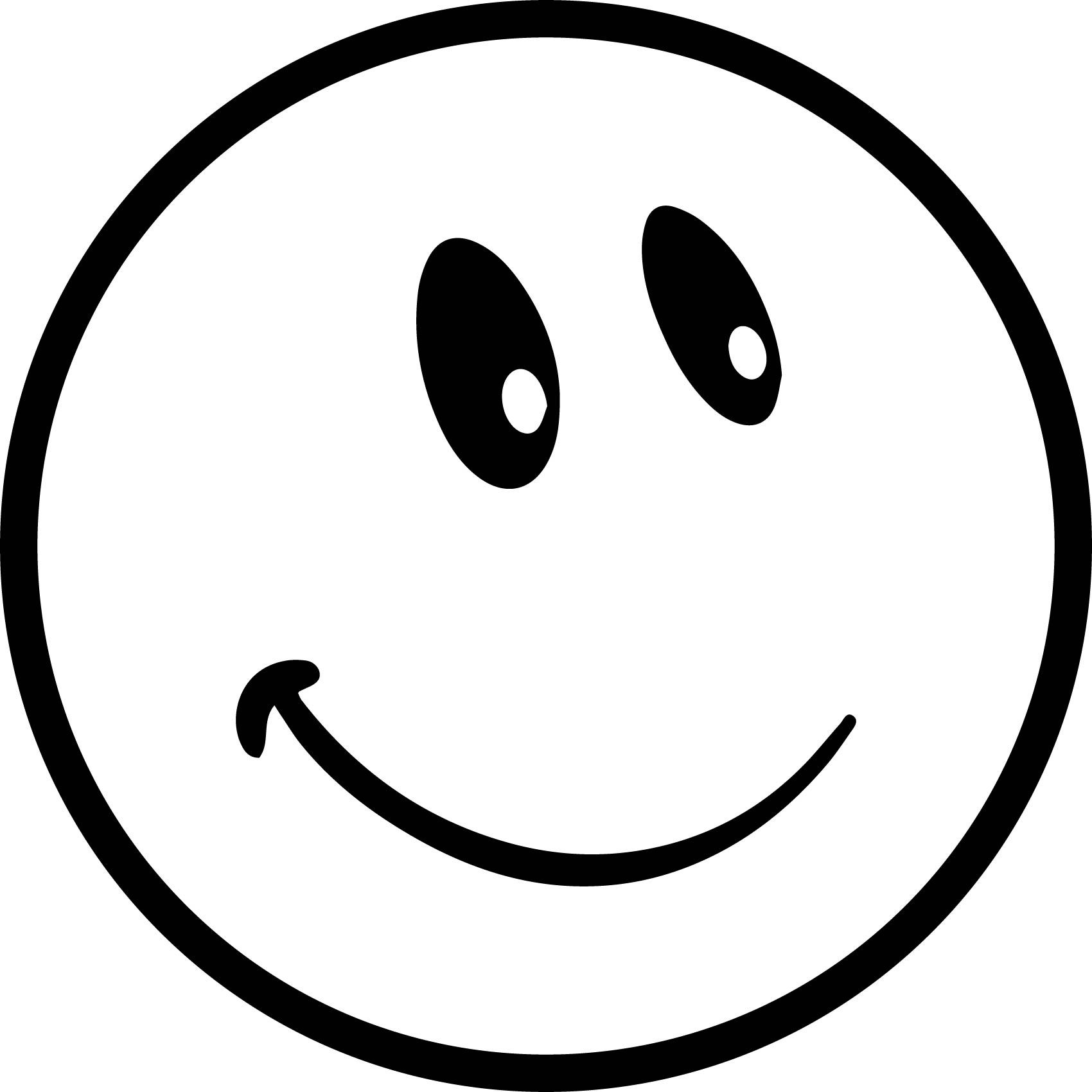 Funny Smile Emoticons Cute Face Coloring Page Wecoloringpage Com In 2020 Funny Smile Coloring Pages Cute Faces