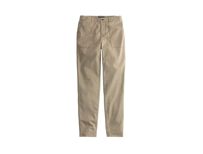Slim utility pant