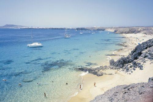 Mare d\'inverno? Alle Canarie | Mare, mare quanta voglia di arrivare ...