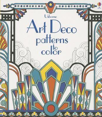 Art Deco Patterns to Color   art deco   Pinterest   Arte deco, Deco ...
