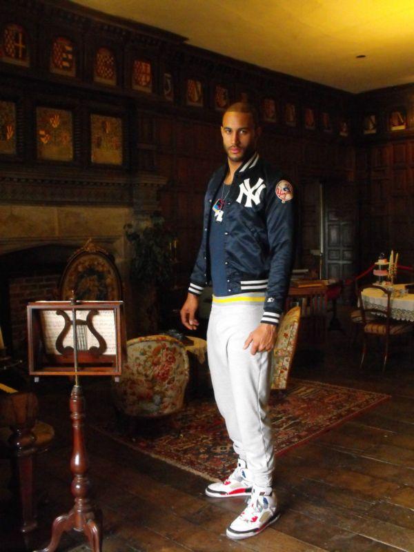 Vintage New York Yankees Starter Baseball Jacket | eBay | Man oh ...