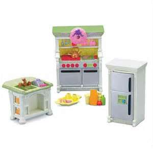 Best Ing Of Fisher Price Loving Family Dollhouse Kitchen