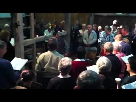 Mennonite Hymn Sing  a capella singing