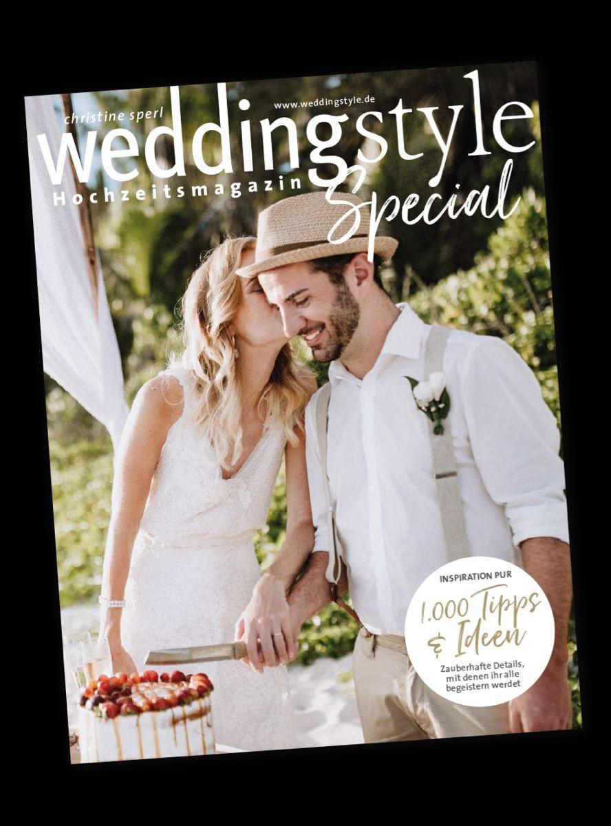 Cover Sonderausgabe Hochzeitsplaner Checkliste Furbitten Hochzeit Kirchenheft Hochzeit