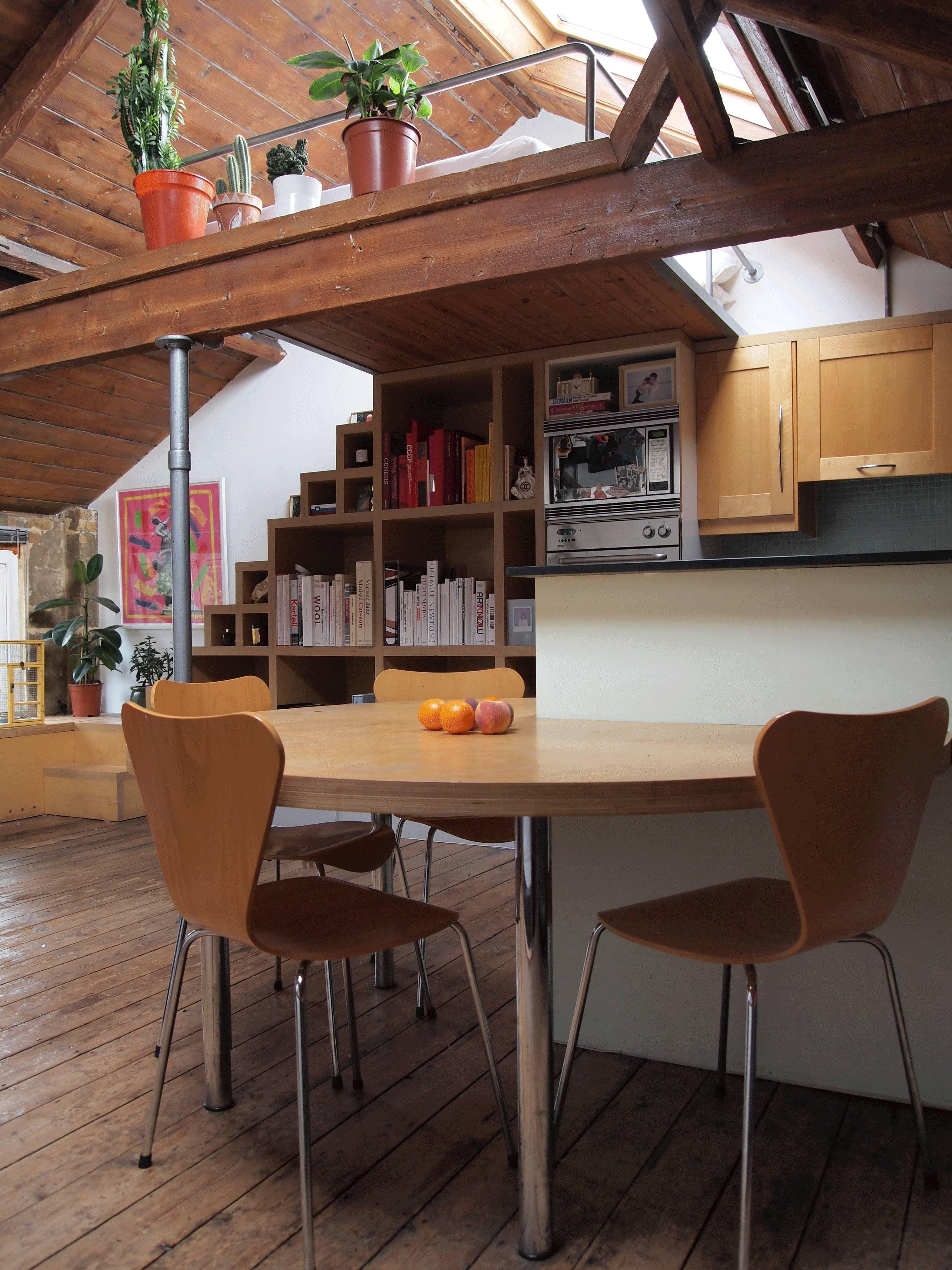Jose & Oliver's Lofty Living in London Decoración de