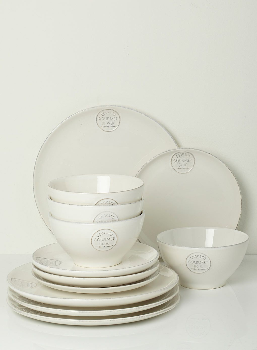 Cook u0026 Co Gourmet 12 Piece Dinner Set - BHS & Cook u0026 Co Gourmet 12 Piece Dinner Set - BHS | Dinnerware | Pinterest ...