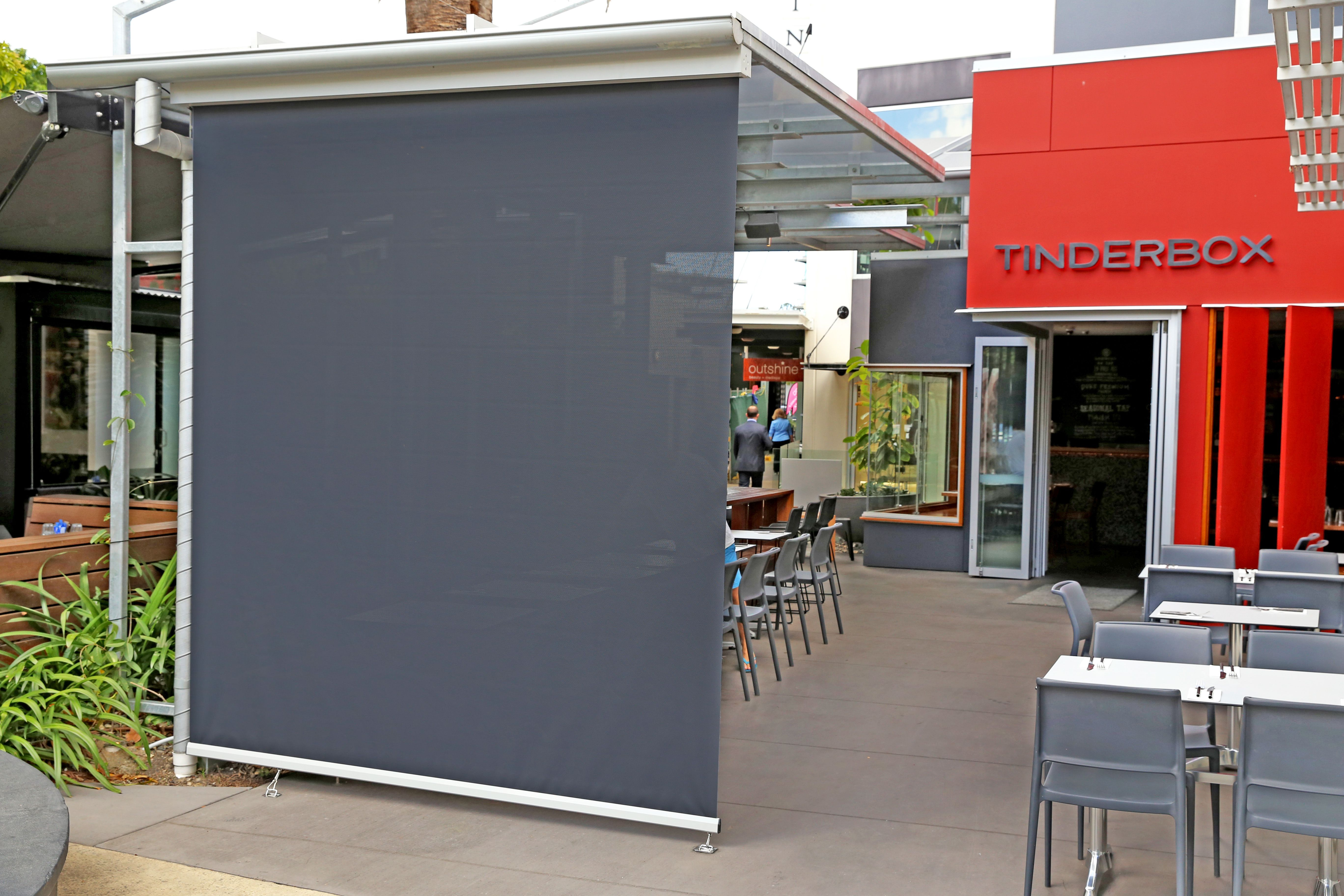 Straight Drop Awning By Vanguard Tinderbox Fortitude Valley