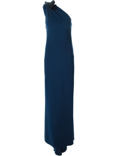 Lanvin one shoulder evening gown Fast Delivery Sale Online Wh2JpBhN