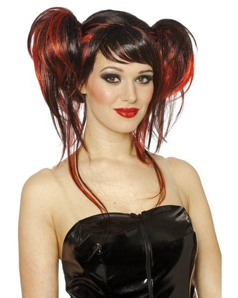 Devil 'do Wig Adult