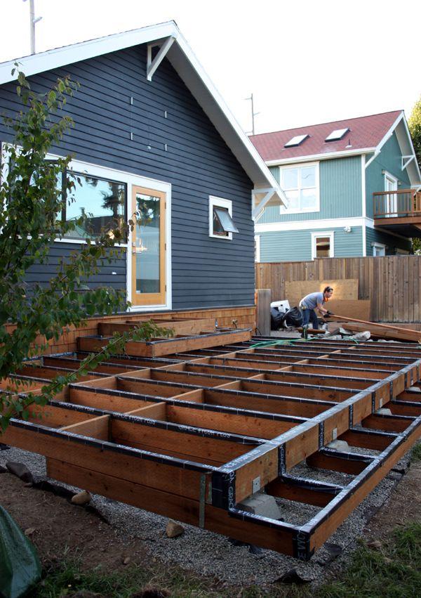 Diy Floating Deck Ideas On A Budget