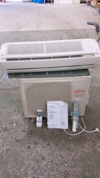 26 Kw Fujitsu Inverter Split System 3 Units Available 26 Kw