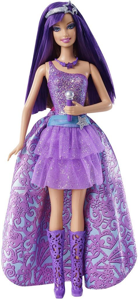 Barbie Life in the Dreamhouse: Barbie en la princesa y la estrella ...
