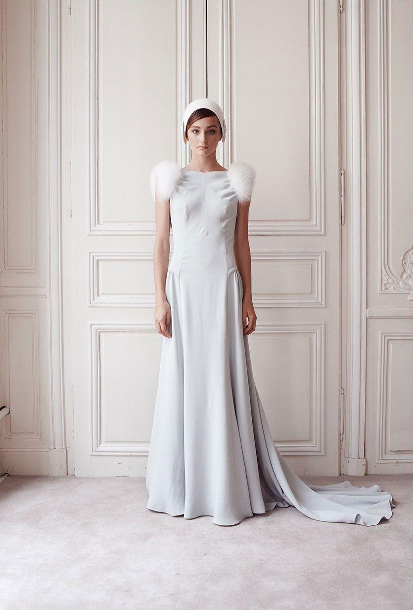 Delphine Manivet - Paris wedding designer - bridal store: Fall Winter 14 15 Collection