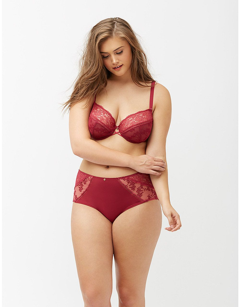 8690597269 Plus size sexy lingerie bra and panties. Nothing feels so sexy and  confident as a matching set.