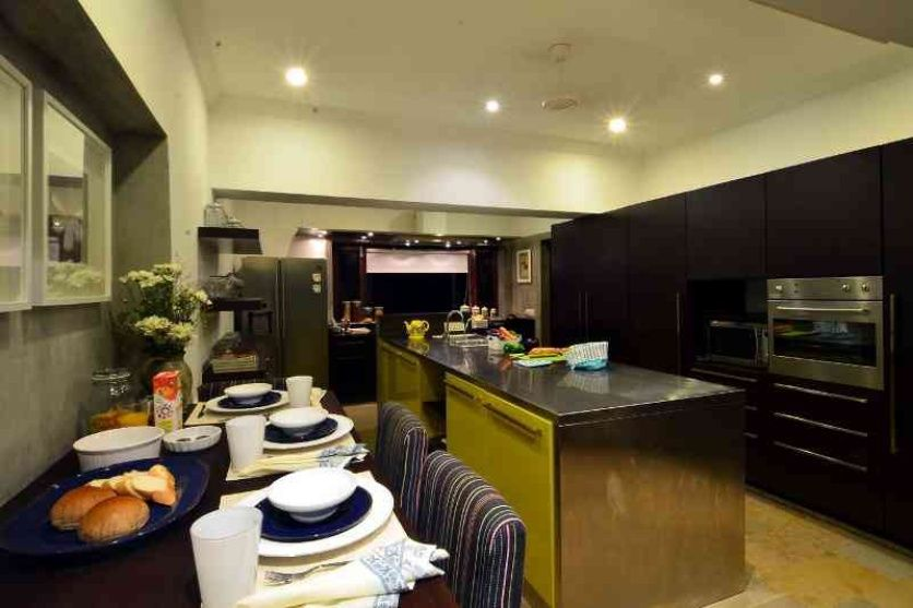 Open Kitchen Designsandesh Prabhu Interior Designer In India Extraordinary Open Kitchens Designs Design Decoration