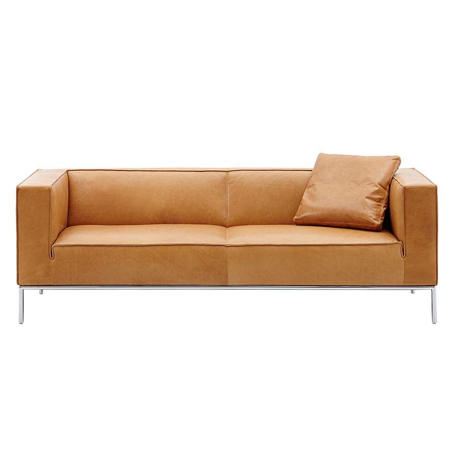Ledersofa modern beige  Die besten 25+ Machalke sofa Ideen auf Pinterest | Big sofa leder ...