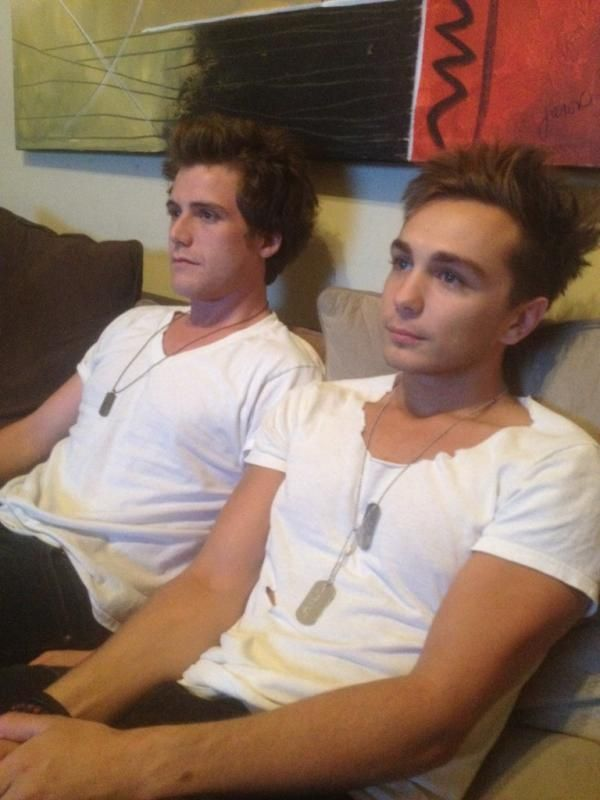 Why Are Caleb Grimm And Joseph Stamper Wearing The Same Thing