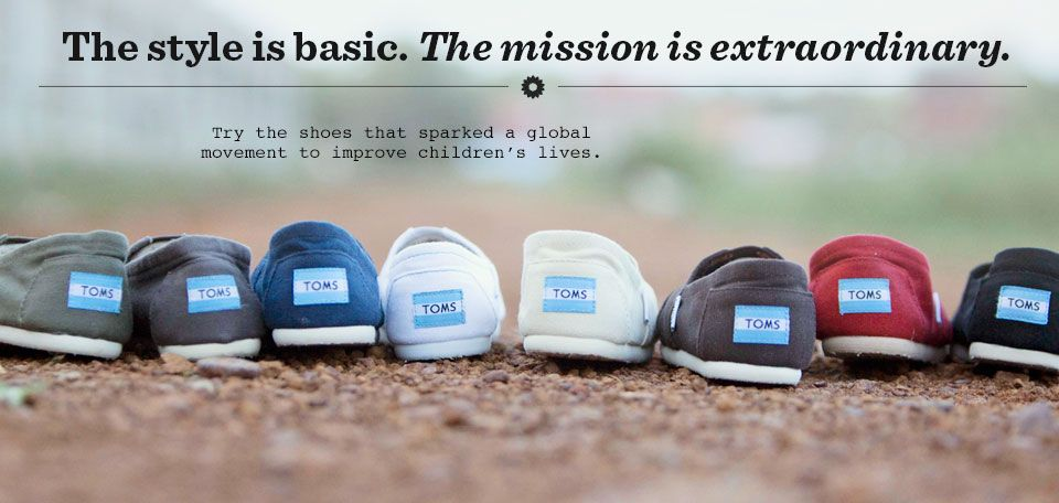 Official Toms Store Look Bookmark the official site: toms
