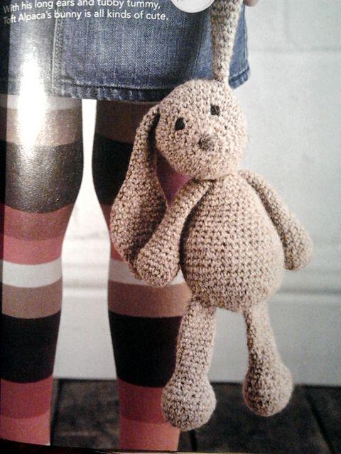 the bunny Emma