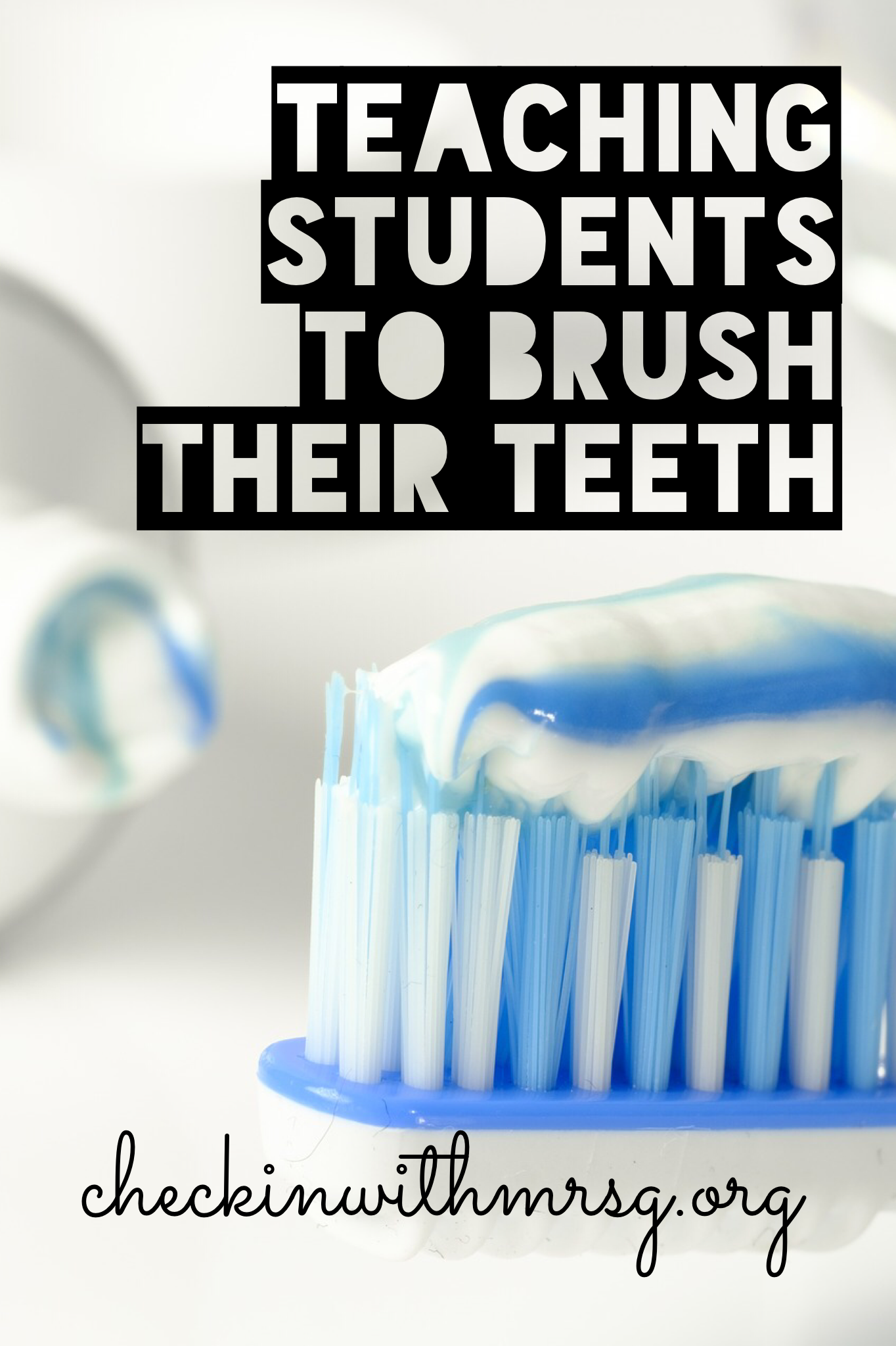 Celebrate Dental Hygiene Month In Your Classroom Special Education Life Skills Self Care Routines Hygiene Teaching Resource Oral Care Oral Hygiene Oral