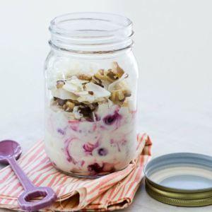 I Quit Sugar - Coco-Berry Yoghurt Smash
