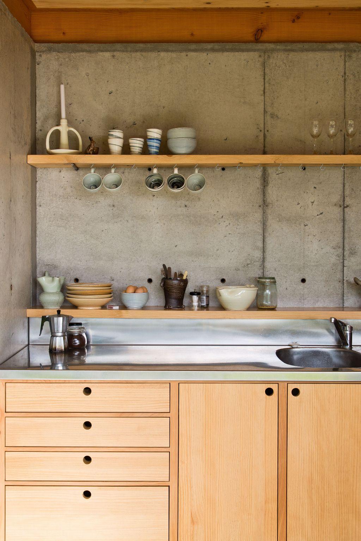 Patchworkarchitecture Co Nz Personal Network Simple Kitchen Plywood Kitchen Kitchen Design