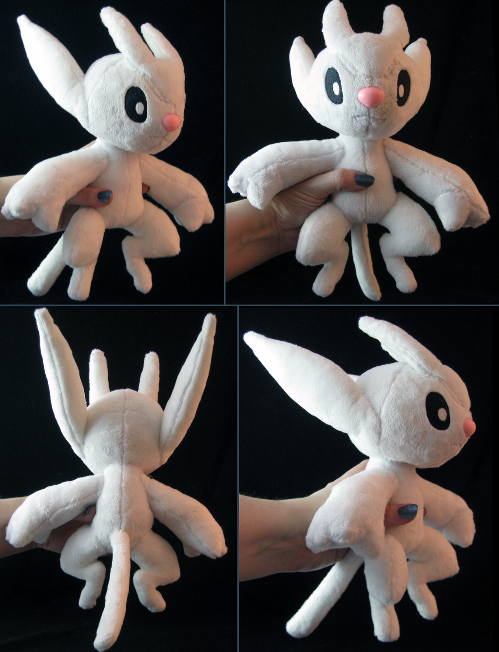 Ori Plush from Ori and the Blind Forest by Zaera.deviantart.com on ...