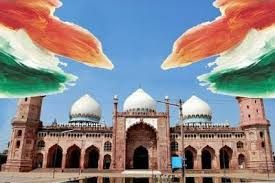 There are 300,000 active mosques in India, more than in any other country, including the Muslim world.