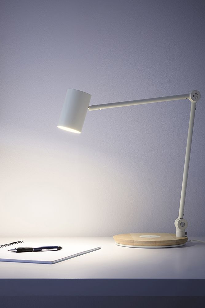 Stylish Dorm Decor You Ll Want To Take To Your Next Place Too Cbc Life In 2020 Desk Lamp Lamp Ikea Desk Lamp